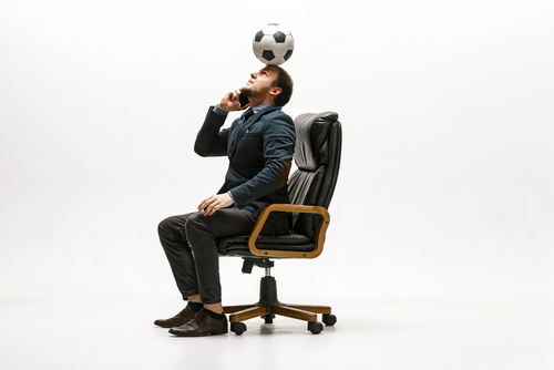 fotel do biura jak wybrać