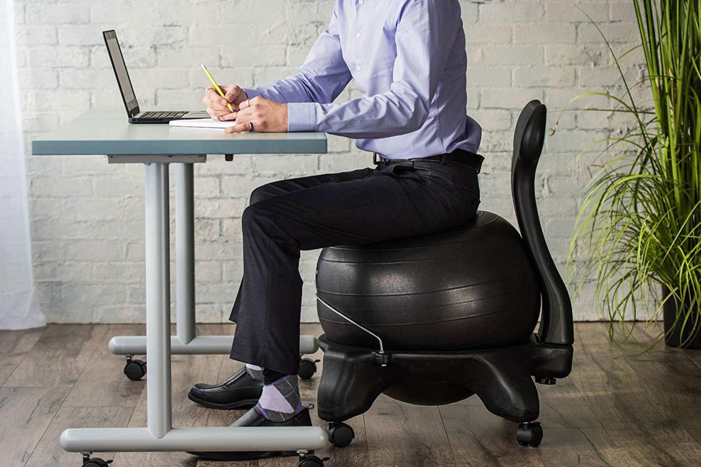 krzesło ergonomiczne dla kręgosłupa