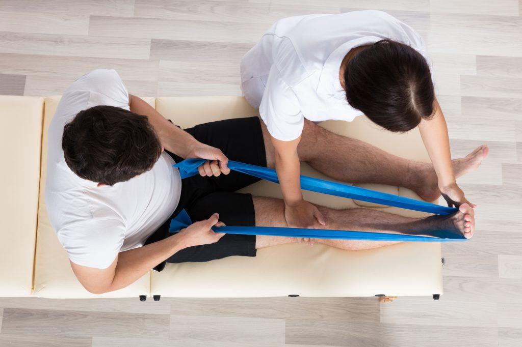 rehabilitacja kolano