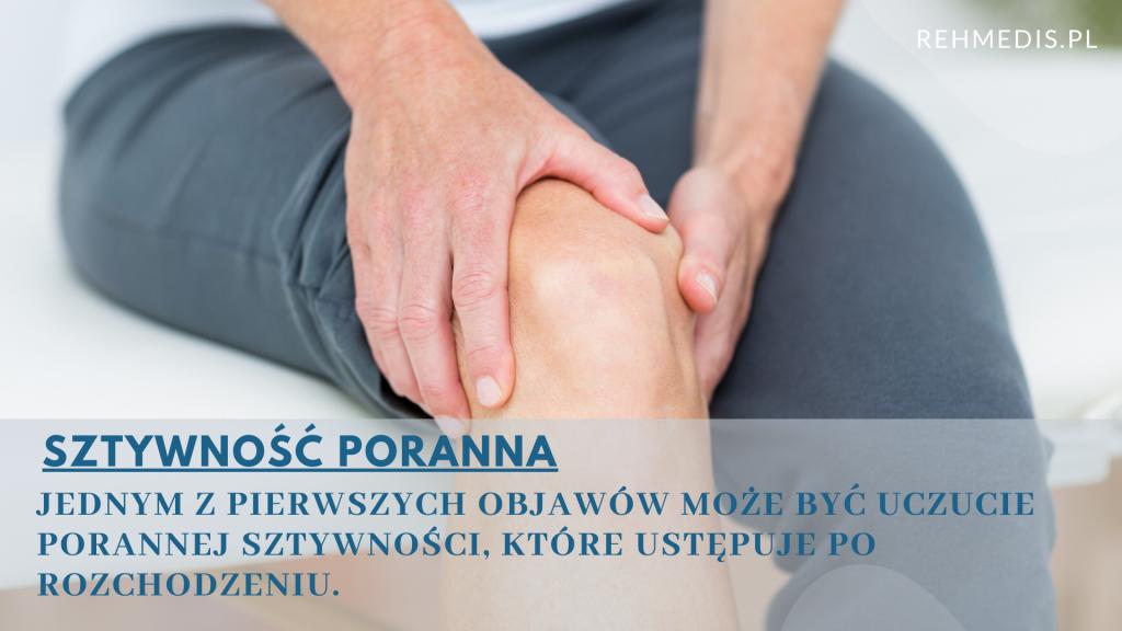 zwyrodnienie kolana fizjoterapeuta