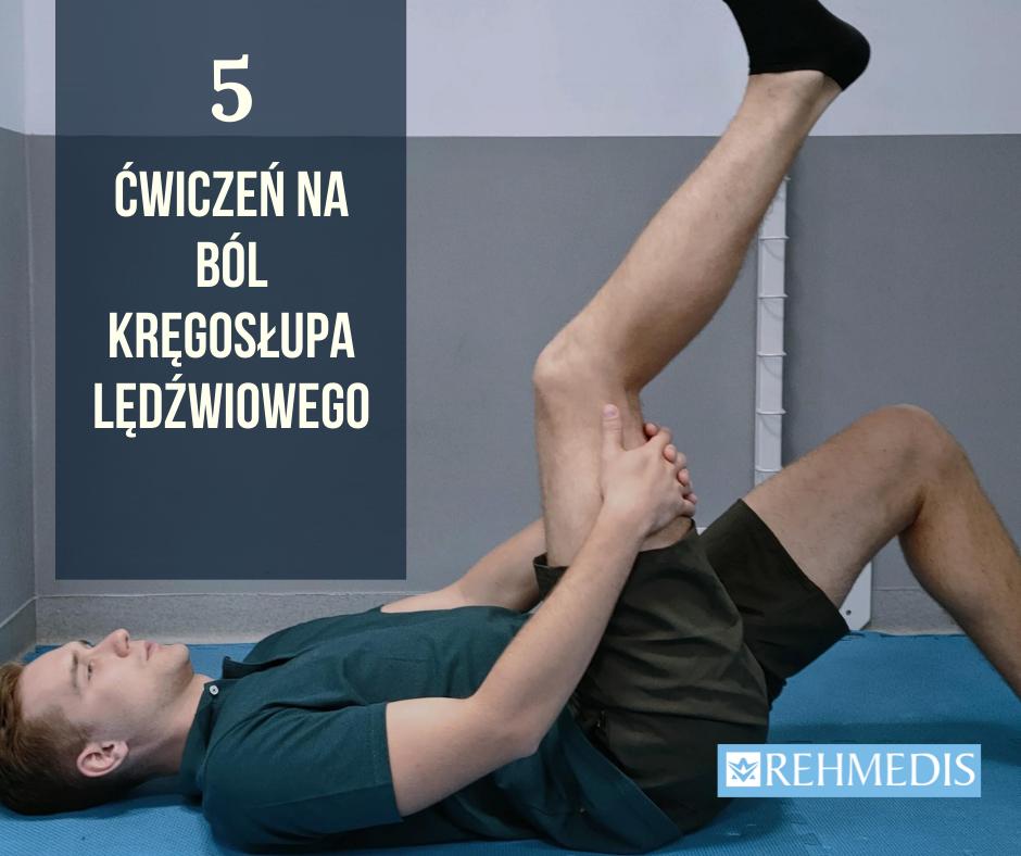 ćwicznie kręgosłup